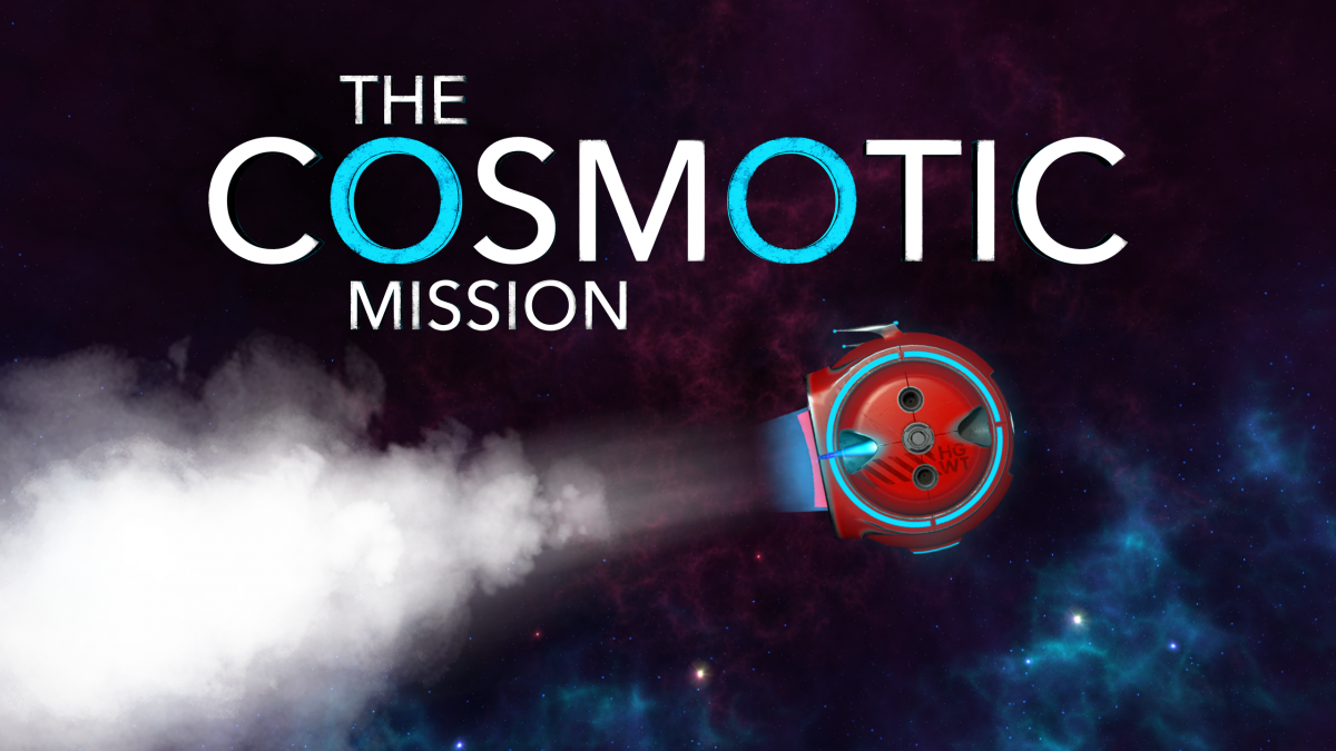 The Cosmotic Mission is on Early Access